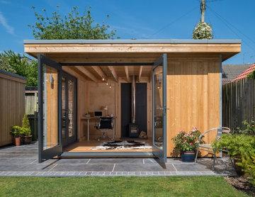Garden Office in Bristol