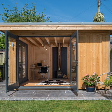 Garden Office in Bristol