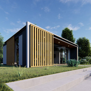 Inspiration for a shed and granny flat in London.