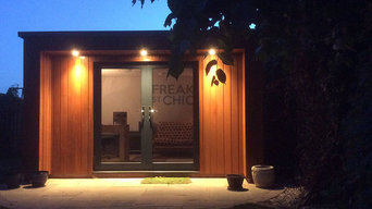 Garden Room Man Cave She Shed