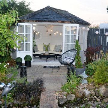 Garden Room / Summer house makeover