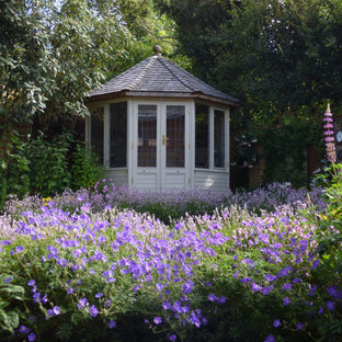 Design ideas for a traditional detached garden shed and building in Other.