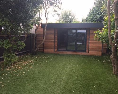 Cedar Bifold Company Garden Rooms