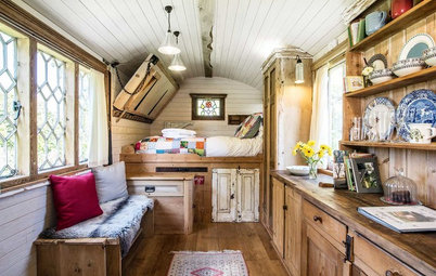 Take a Peek at These 8 Cozy Backyard Sheds and Studios