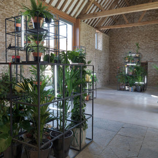 Inspiration for an industrial garden shed and building in Other.