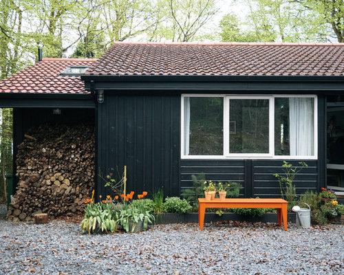 Abri de jardin scandinave : Photos et idées déco d\'abris de jardin