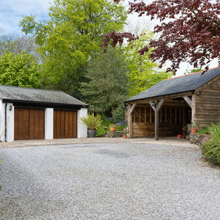 Photo of a country detached barn in Devon.
