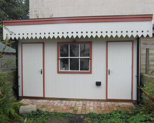 Skandinavische garage und gartenhaus ideen bilder - Skandinavisches gartenhaus ...