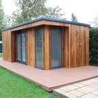 music studio in nottingham - Garden Sheds Nottingham