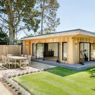 Design ideas for a contemporary garden shed and building in Essex.