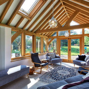 Design ideas for a rustic garden shed and building in Berkshire.