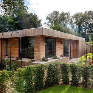 Design ideas for a contemporary garden shed and building in Hertfordshire.