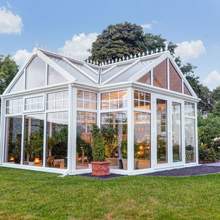 This is an example of a traditional detached greenhouse in Other.