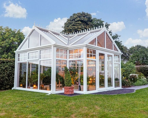 Traditional Garden Shed and Building Design Ideas, Renovations ...