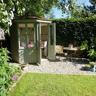 Rear Garden, Biddenham, Bedfordshire