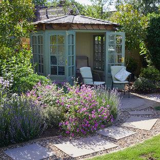 Rear Garden Design, Harpenden