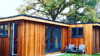 Sam's build in Basildon Essex