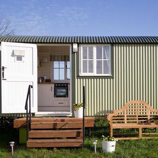 Idéer för små lantliga garager och förråd