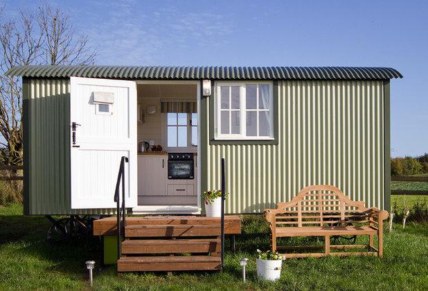 Casa de campo Casetas by Riverside Shepherd Huts Ltd