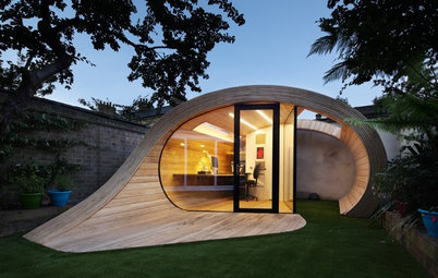 World of Design: 12 Inspiring Sheds From Around the World