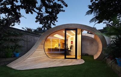 World of Design: 11 Inspiring Sheds From Santa Barbara to Stockholm