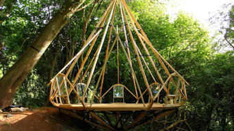 Sweet Chestnut and Doug Fir Octopod Frame