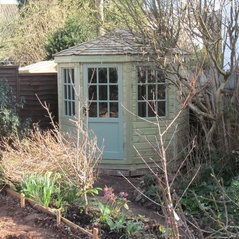 tanalised devon summerhouse sheds
