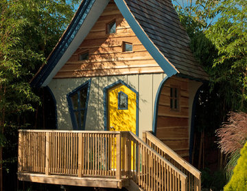 The Crooked House Treehouse