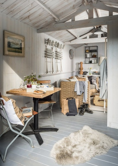 Country Garden Shed and Building by Unique Homestays