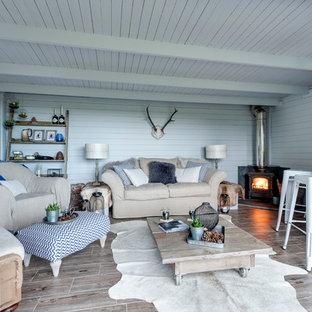 Photo of a large scandinavian detached garden shed and building in Other.