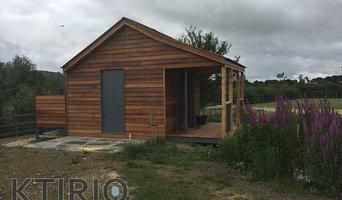 Timber Frame Summer House