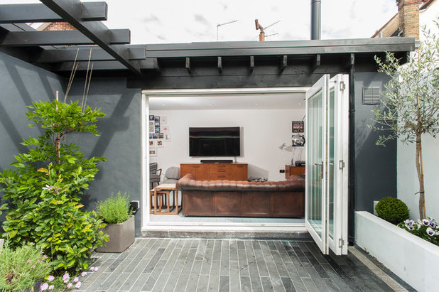 Garden Shed and Building by Morgan Harris Architects Ltd