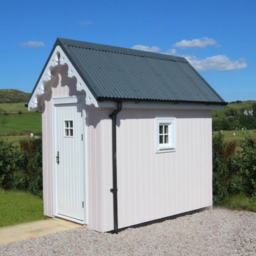Two Bedroom Wee House Shed