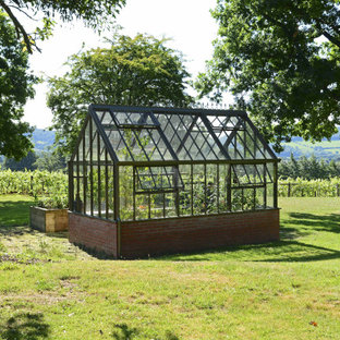 Victorian greenhouse in Other.