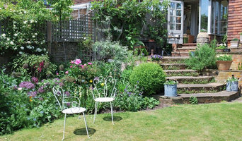 1-2-1 GARDEN DESIGN | LEWES | OPTION TWO