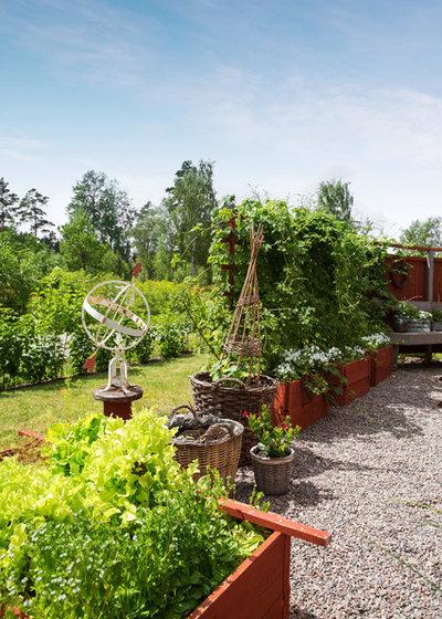 Klassisk Trädgård by A-hus