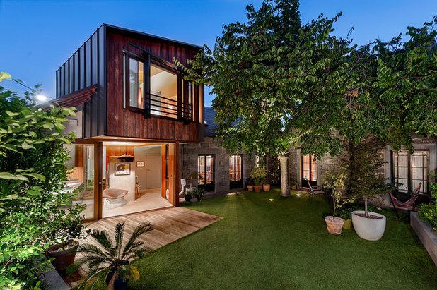 Contemporary Garden by Itsuka Studio