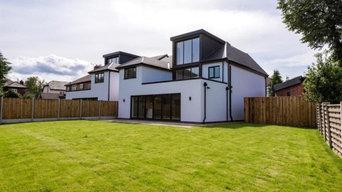 2 bespoke new build 5 bedroom detached properties