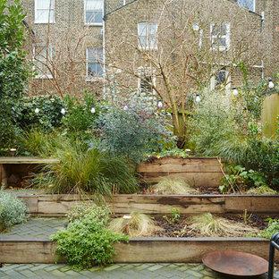 2. Rear garden