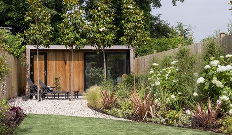 Проект недели: Сад с «комнатами» на вытянутом участке