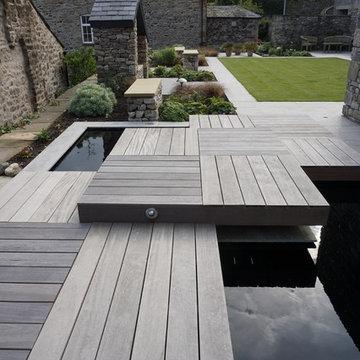 A Contemporary Garden for an Architect Designed House