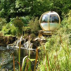 Contemporary Landscape by Kevin Cooper Garden Design