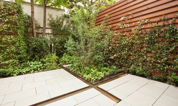 Modern Garden by Stefano Marinaz Landscape Architecture