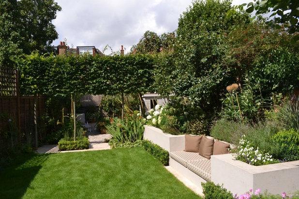Contemporary Garden by Kate Gould Gardens