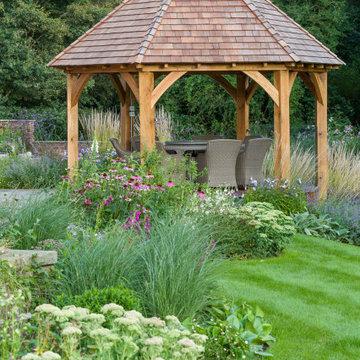 A Rural Garden in Woodford