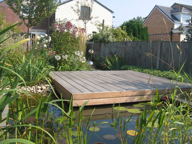Landhausstil Garten by Paul Richards Garden Design