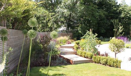 Garden Tour: A Curvy, Grown-up Design Accessible to All