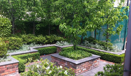 So Your Garden Style Is: Formal