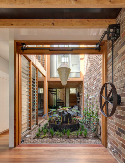 Лофт Сад by CplusC Architectural Workshop