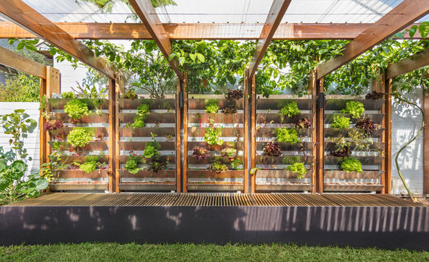 Garden by CplusC Architectural Workshop